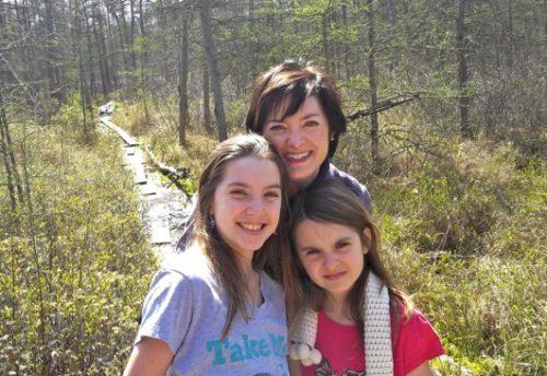 family at Beulah Bog